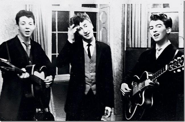 Paul, John, George