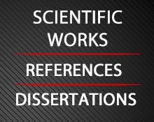 Scientific papers, abstracts, dissertations